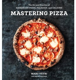 Penguin Random House Mastering Pizza COOKBOOK
