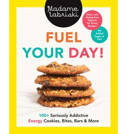 Penguin Random House Fuel Your Day COOKBOOK