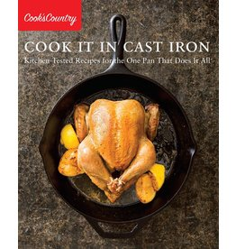 Penguin Random House Cook it in Cast Iron COOKBOOK