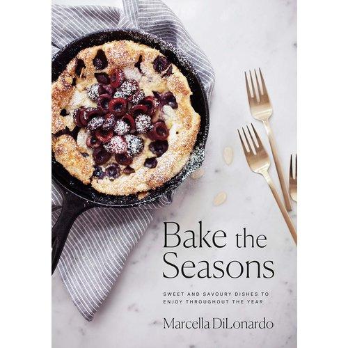 Penguin Random House Bake The Season COOKBOOK