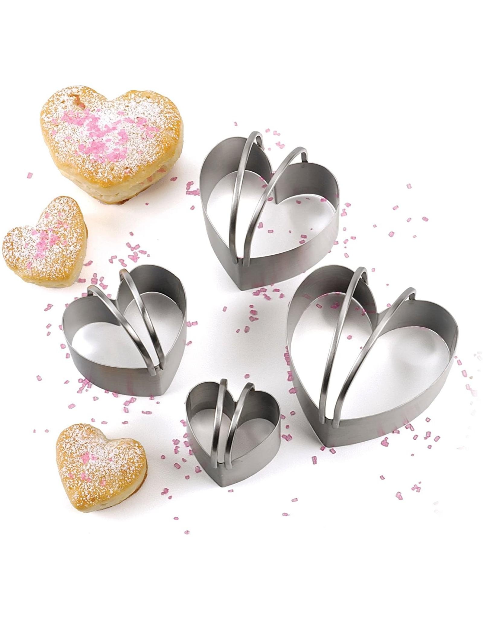 Danica Heart Shaped Biscuit Cutter