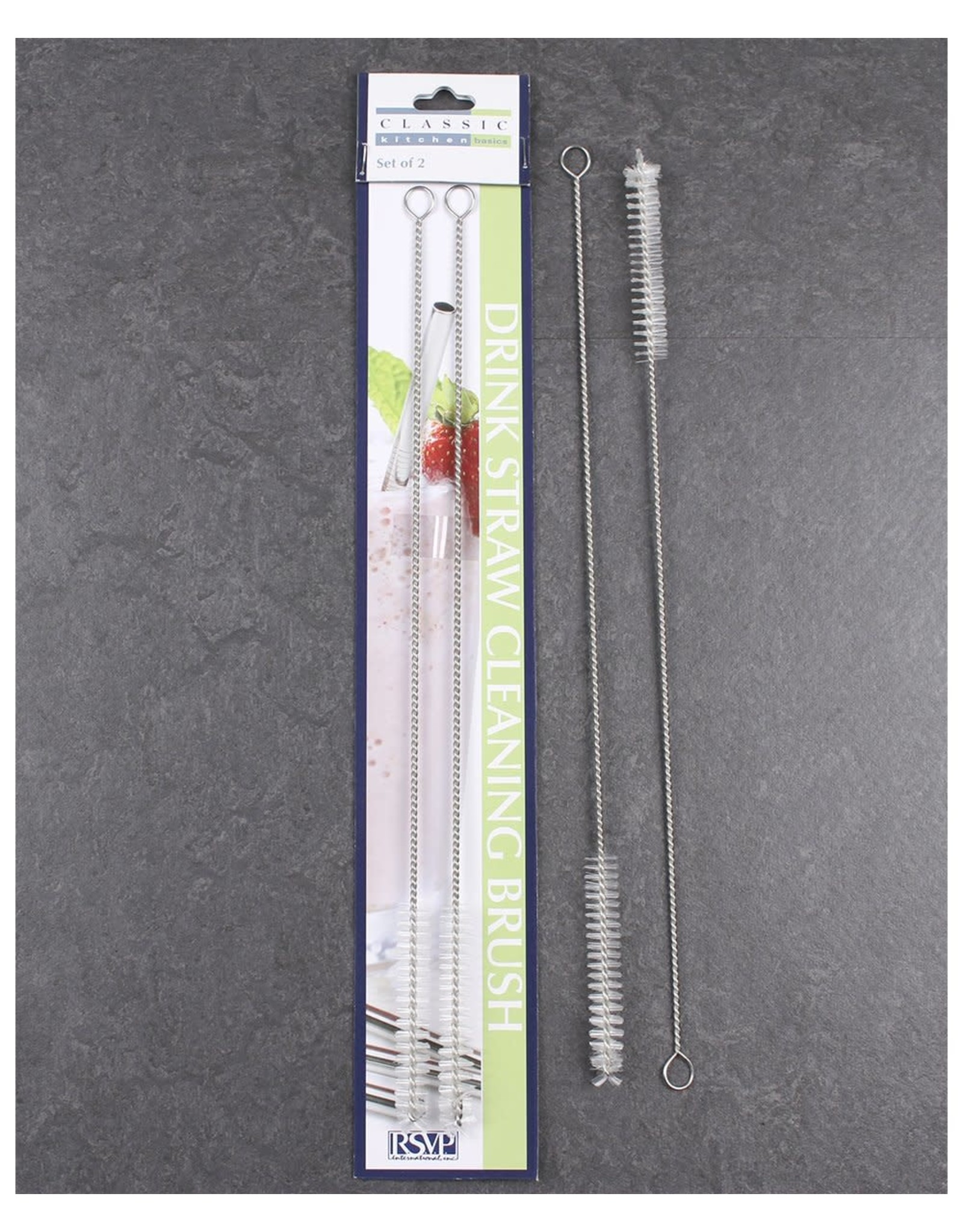 Danica Cleaning Brush for Straws (set /2)