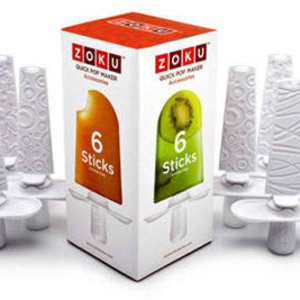 Zoku ZOKU Stick set of 6.