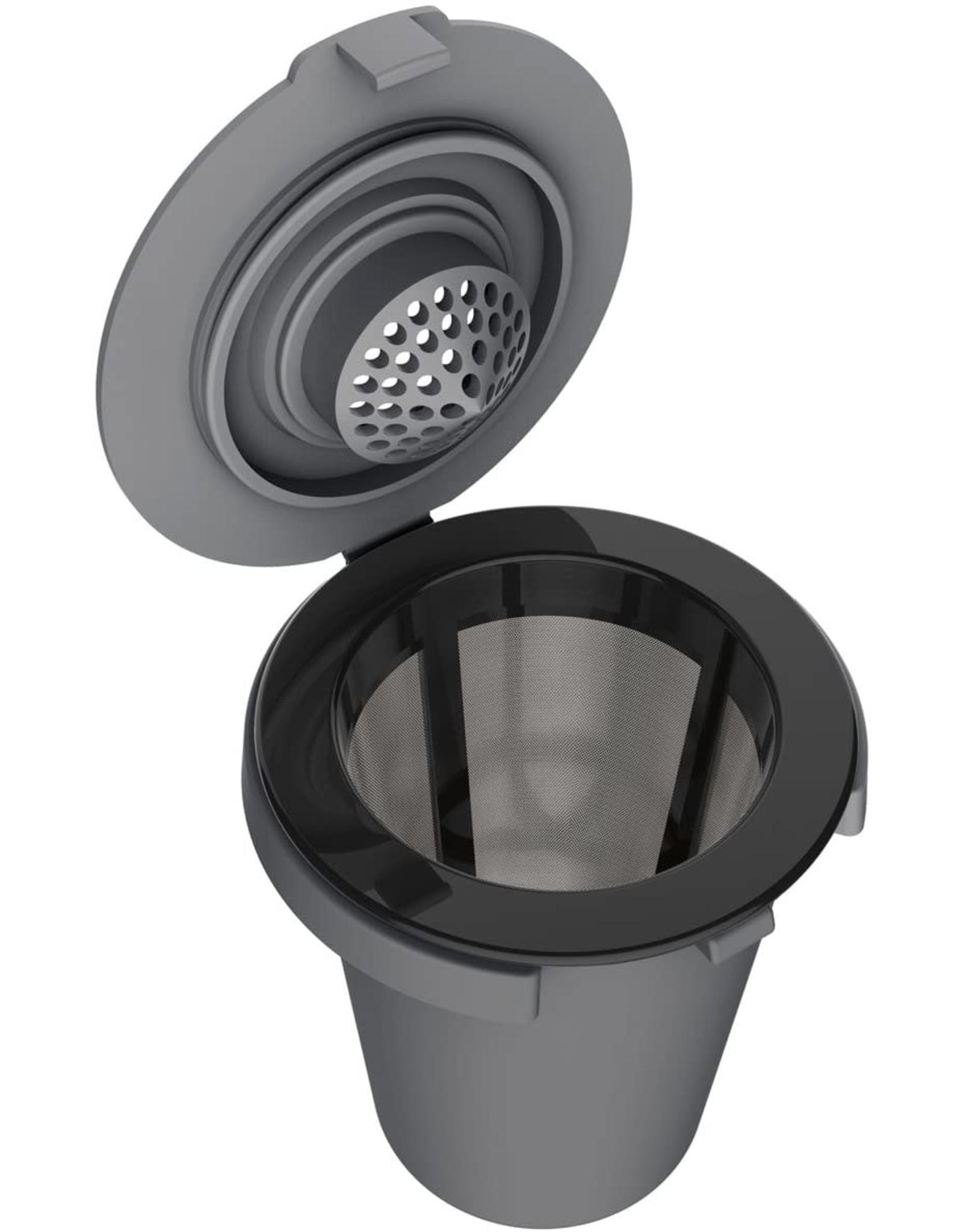 Cuisinart HomeBarista Reusable Filter Cup  CUISINART