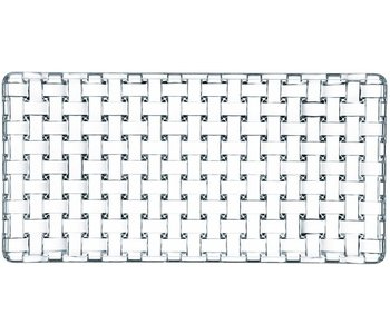 BOSSA NOVA rectangular plate
