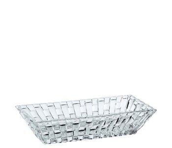 BOSSA NOVA rectangular bowl
