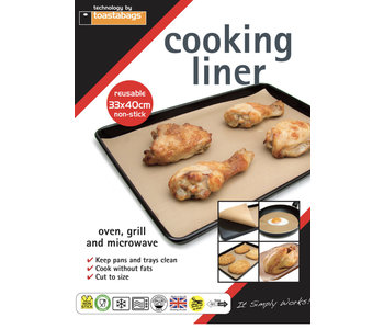 Cooking Liner by TOASTABAGS UK