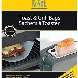 Port-Style NOSTIK TOAST & GRILL BAG / SET OF 4 Belgium
