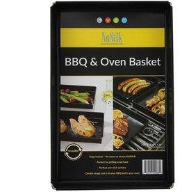 """Port-Style NOSTIK BBQ/Oven Basket 7"""" X 11"""""""