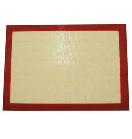 "Port-Style NOSTIK SILICONE PASTRY MAT 15"" X 23"""