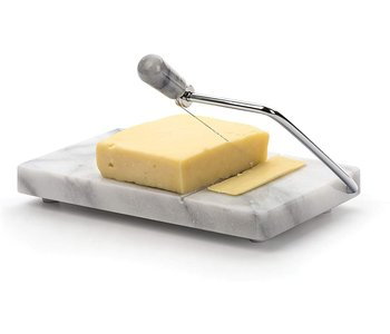 Cheese Slicer Marble White