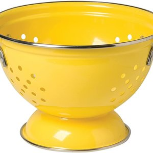 Now Designs Colander 1 qt Lemon