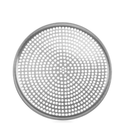 Browne Pizza tray with holes Aluminium