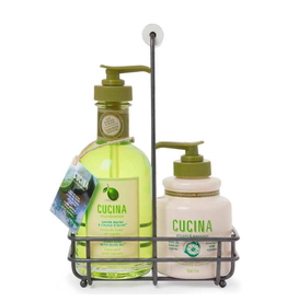 FRUIT & PASSION Cucina DUO HAND CARE LIME ZEST & CYPRESS