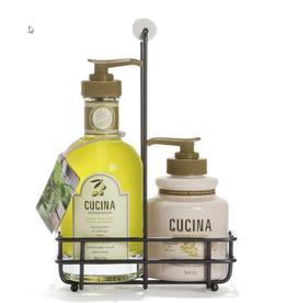 FRUIT & PASSION Cucina DUO HAND CARE CORIANDER & OLIVE - 5329