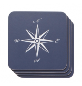 Danica Coaster Compass Set/4