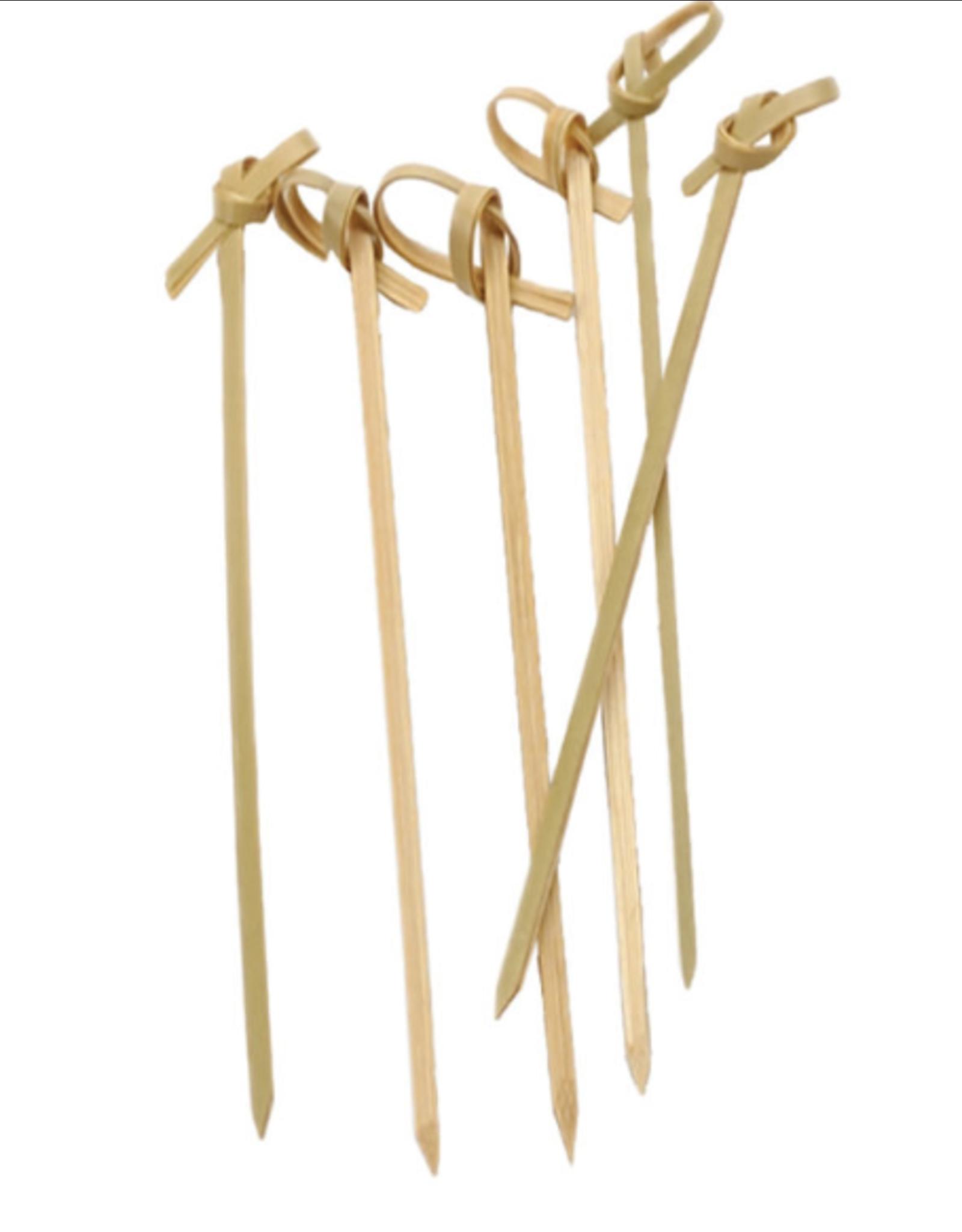Danica Bamboo Knot Picks 50pcs