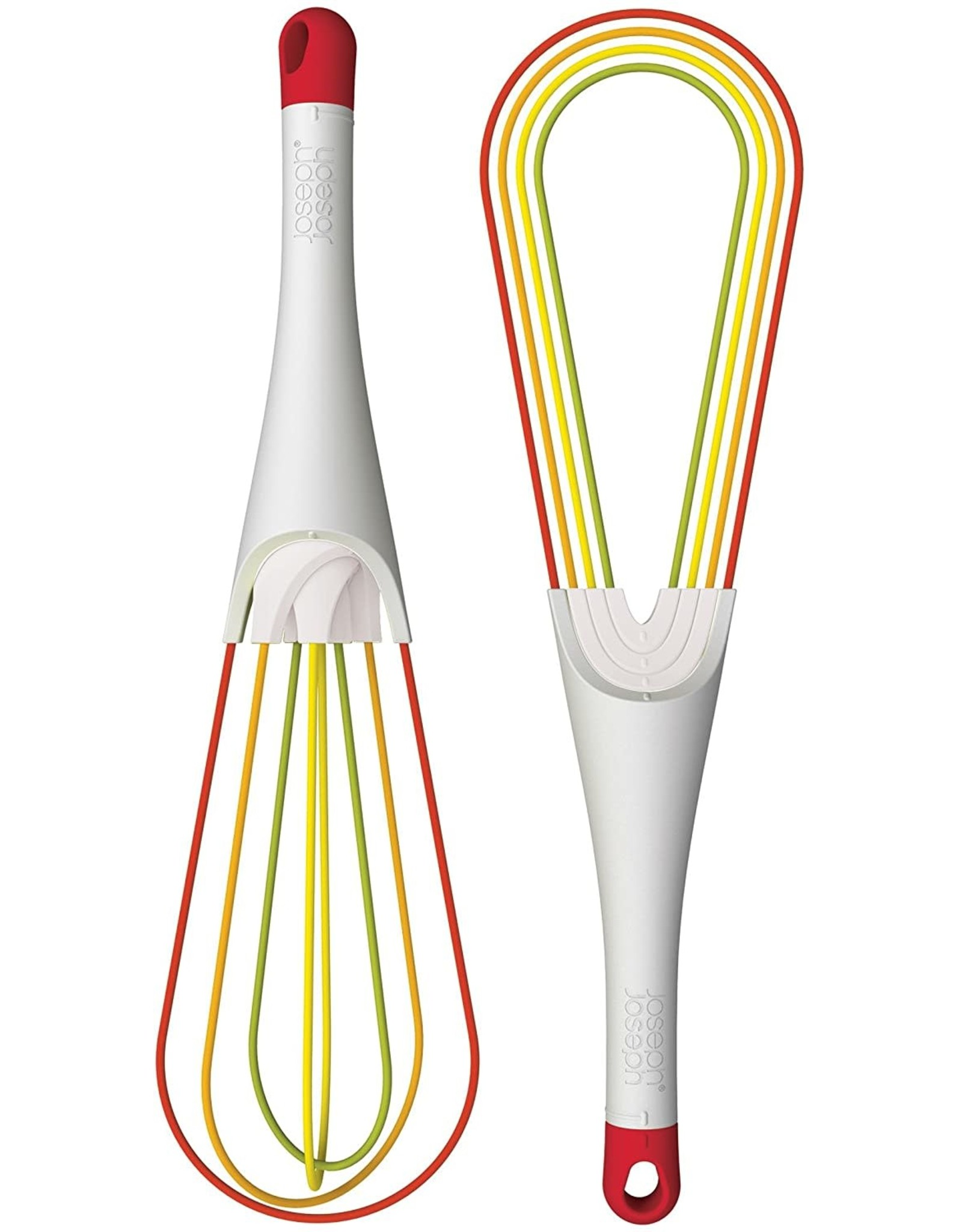 Joseph Joseph JOSEPH JOSEPH TWIST 2-IN-1 WHISK, MULTICOLOUR
