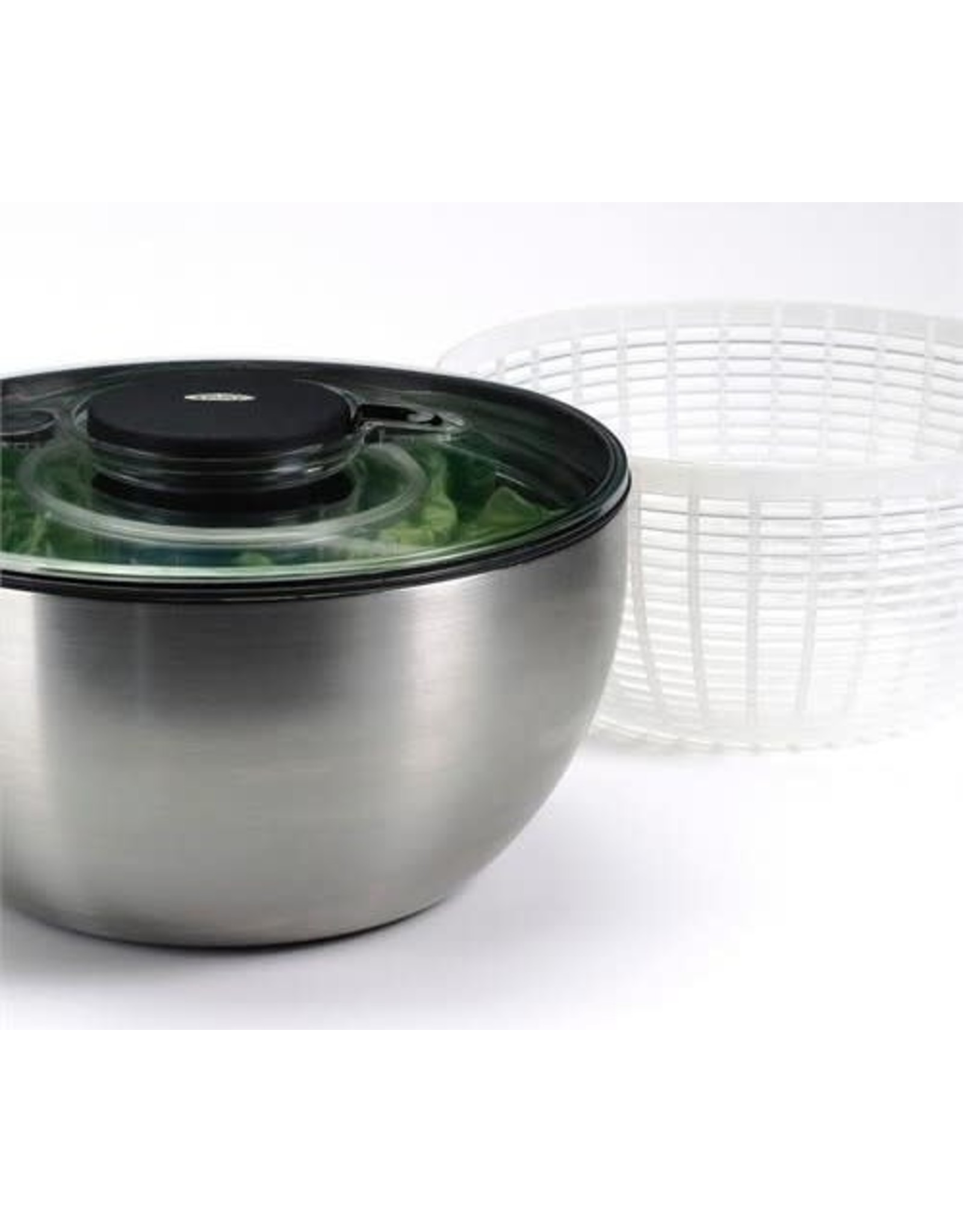 OXO OXO STEEL SALAD SPINNER