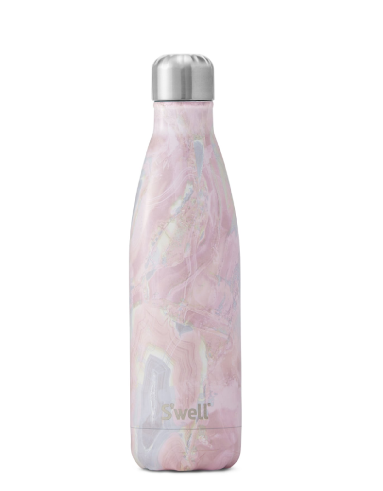 SWELL SWELL Bottle Geode Rose 17 oz.