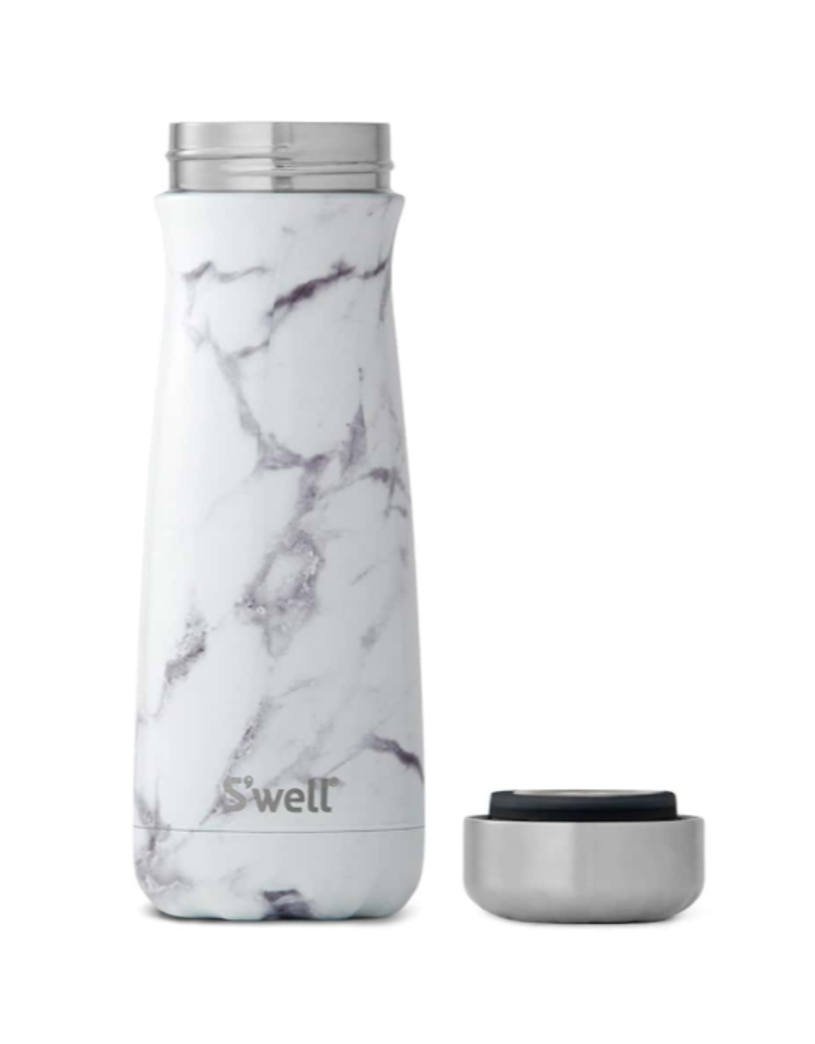 SWELL SWELL Traveller White Marble 20 oz.