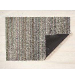 "Chilewich Utility Mat Skinny Stripe SOFT MULTI 24"" x 36"""
