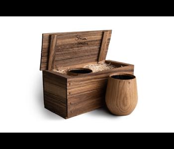 Oak Tumbler Gift Set STINSON
