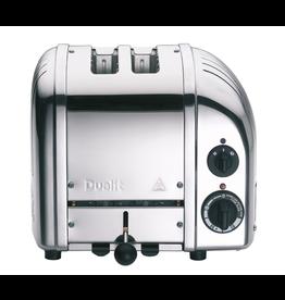 Dualit DUALIT 2-slice toaster  POLISHED CHROME