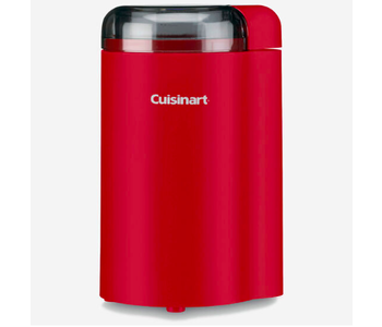 Coffee Bar™ Coffee Grinder - Red
