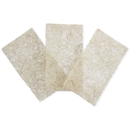 Full Circle BEACHY CLEAN HEAVY DUTY COCONUT SCOUR PAD/ SET OF 3