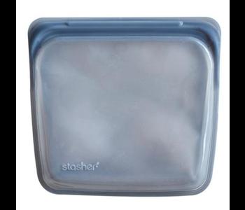 Stasher Resuable Sandwich Bag 15oz Grey