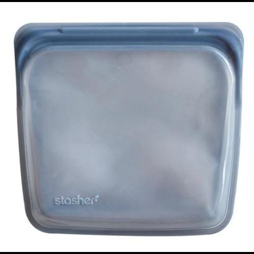 Stasher Stasher Resuable Sandwich Bag 15oz Grey