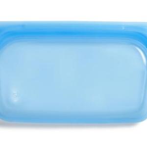 Stasher Stasher Snack Bag 10oz Topaz