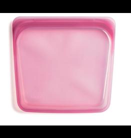Stasher Stasher Resuable Sandwich Bag 15oz Hibiscus