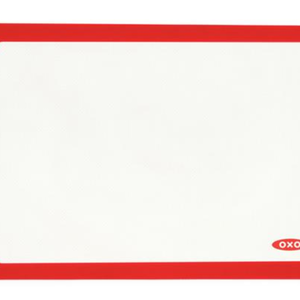 """OXO OXO SILICONE BAKING MAT RED 11.75"""" X 16.5"""""""