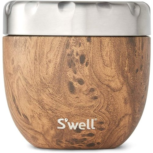 SWELL SWELL Bowl Teakwood 21.5 oz.