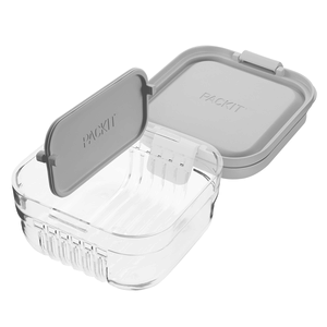 PackIt PACKIT Snack Bento GREY