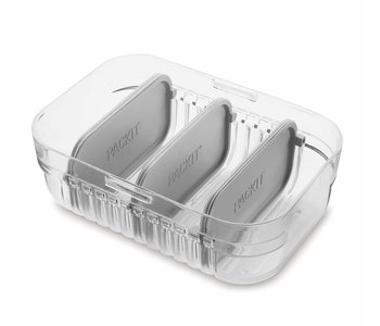 PACKIT Lunch Bento GREY