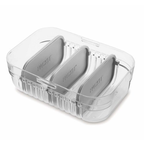 PackIt PACKIT Lunch Bento GREY