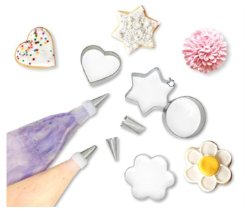 Cookie Decorating Set of 12