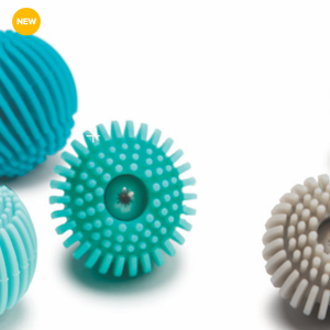 FUSION BRAND Fusion Brand SpongeBallz CLEANING BALL/Set of 3