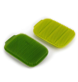 Joseph Joseph JOSEPH JOSEPH Cleantech Scrubbr Green/Set of 2