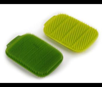 JOSEPH JOSEPH Cleantech Scrubbr Green/Set of 2