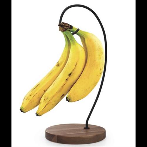 Natural Living NATURAL LIVING Banana Hanger ACACIA & IRON
