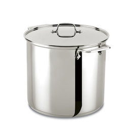 All Clad Stock pot 16 qt ALL CLAD