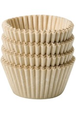 Harold Import Company BAKING CUPS MINI UNBLEACHED