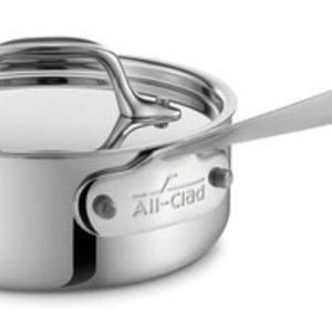 All Clad Sauce pan 1qt ALL CLAD