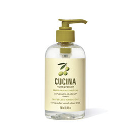 FRUIT & PASSION Cucina WATERLESS  HAND SOAP CORIANDER & OLIVE