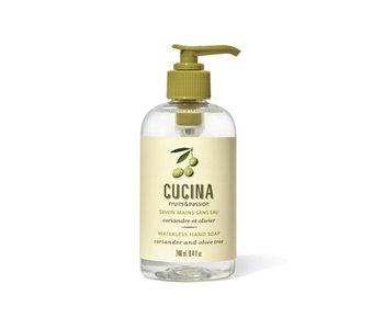 Cucina WATERLESS  HAND SOAP CORIANDER & OLIVE