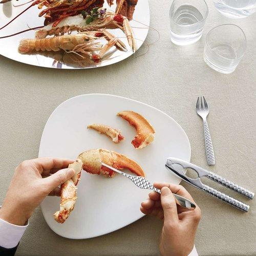 Alessi ALESSI Shellfish Fork